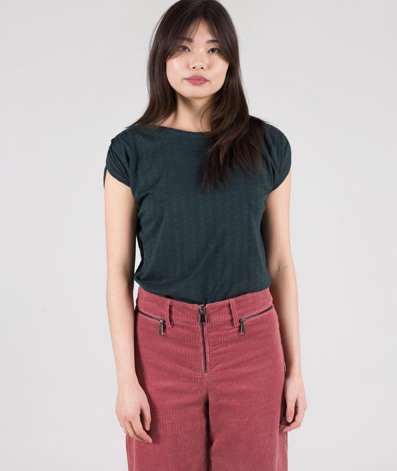 SESSUN Sixtojacquard T-Shirt sycamore