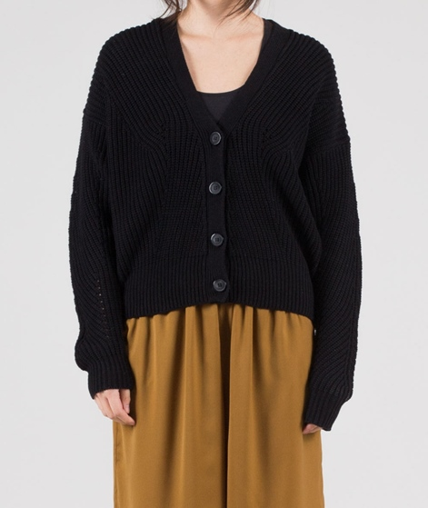 M BY M Art Captal Cardigan black