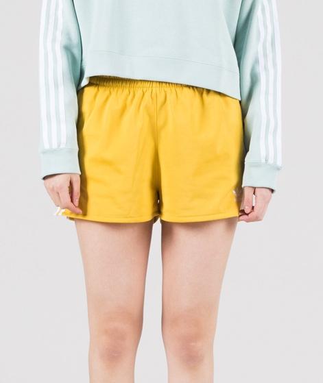 ADIDAS 3 Stripes Shorts corn yellow
