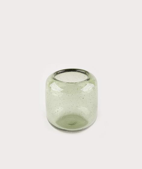 BLOOMINGVILLE Votive Vase green
