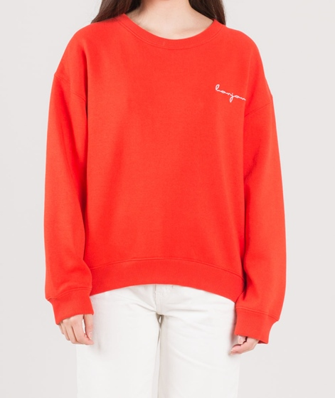M BY M Rien Weekend Pullover cherry