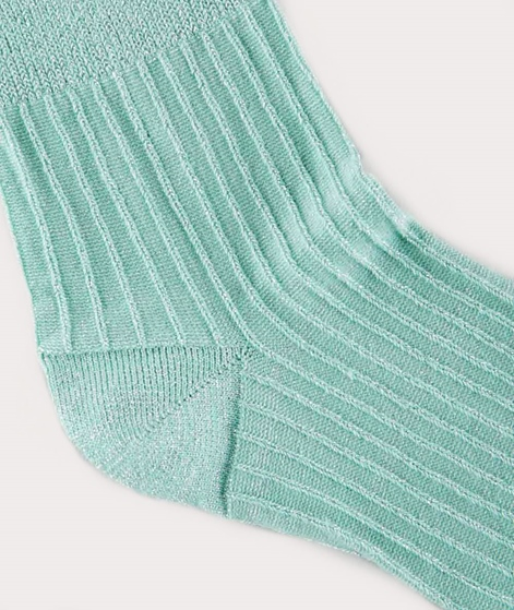 MP DENMARK Kim Socken mint glitter