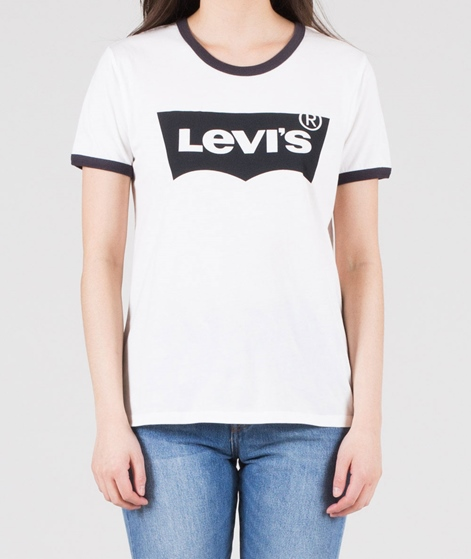 LEVIS perfect ringer tee T-Shirt batwing