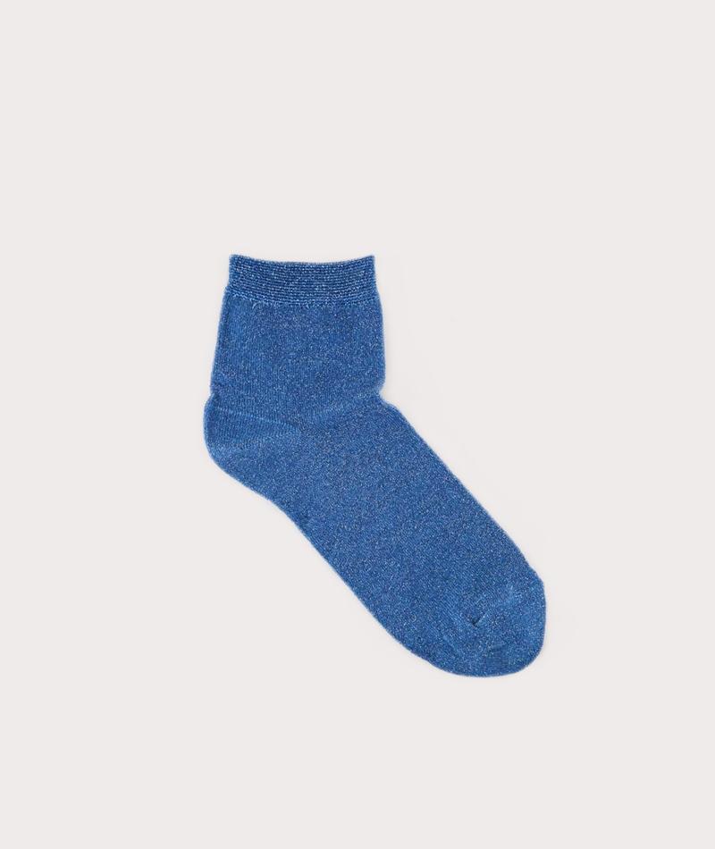 MP DENMARK Pi Socken blue glitter
