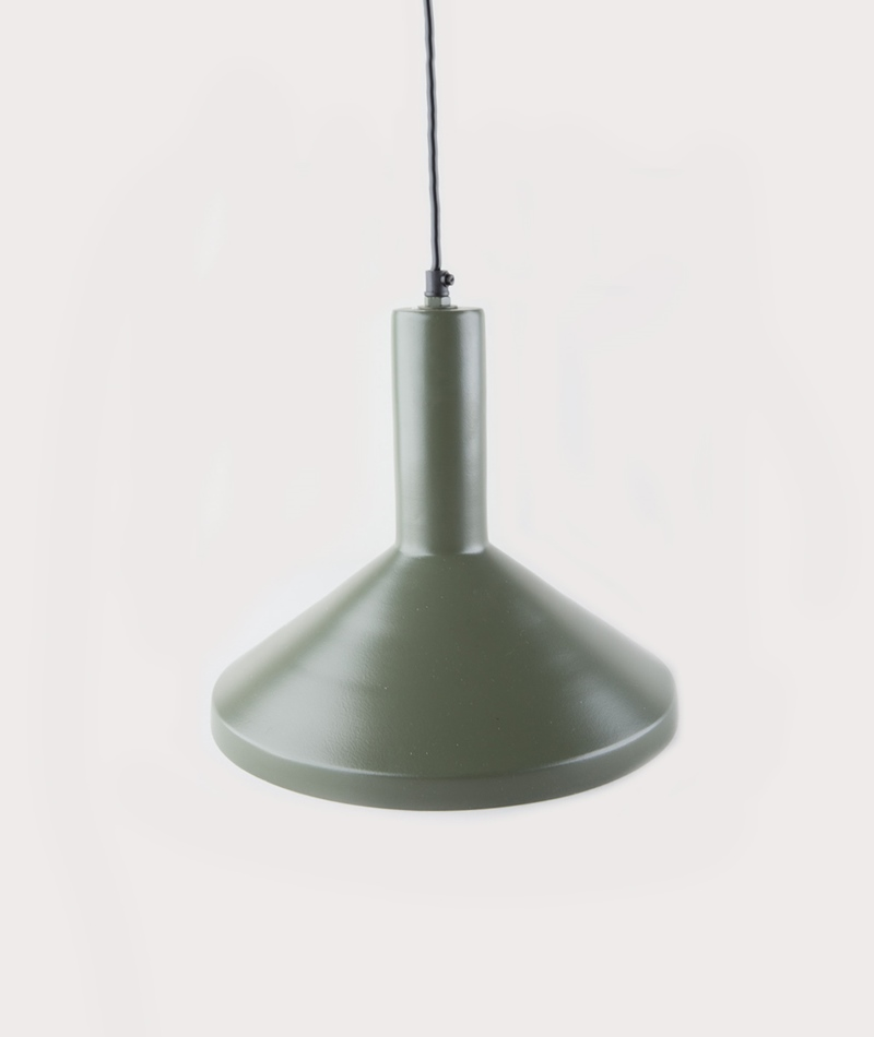HOUSE DOCTOR Mall Made Lampe green