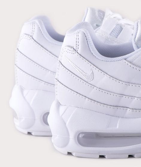 NIKE WMNS Air Max 95 Sneaker lackweiß
