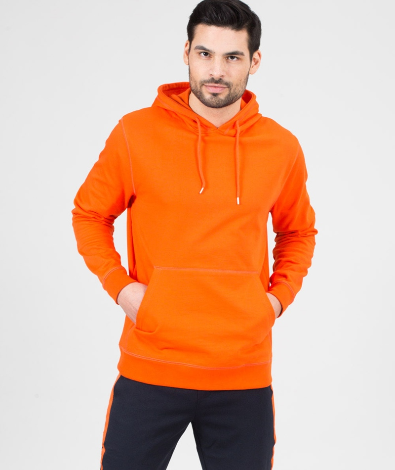W.A.C.- WE ARE CPH Amadou Hoodie orange