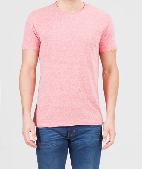 REVOLUTION Round neck T-Shirt red