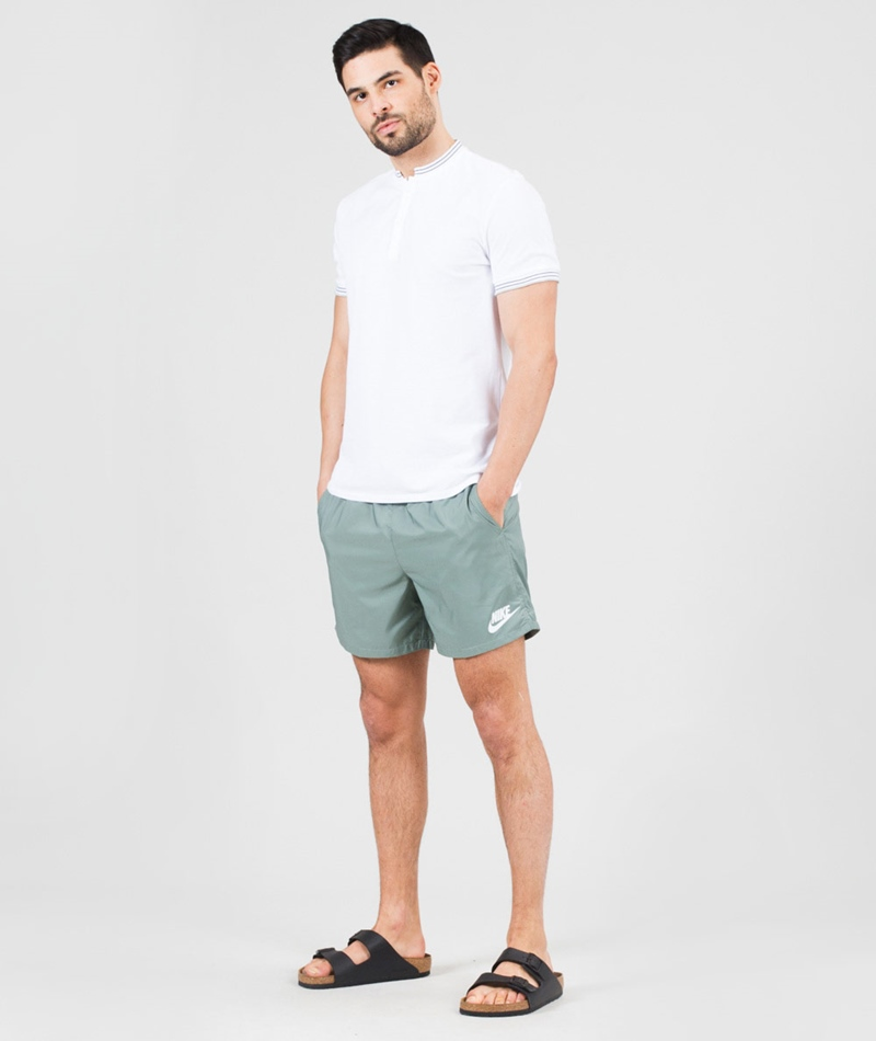 NIKE Sportswear Swim Shorts clay green