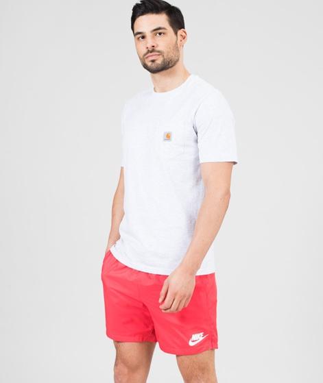 NIKE Sportswear Swim Shorts tropical red