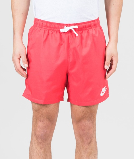 NIKE Sportswear Swim Shorts tropical red