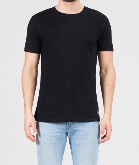 REVOLUTION Indigo dyed cotton T-Shirt