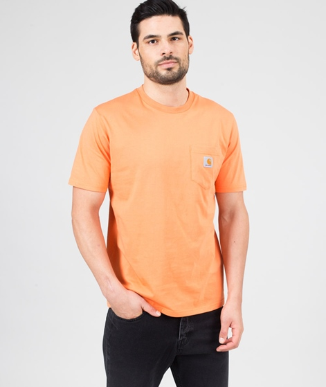 CARHARTT Pocket T-Shirt jaffa
