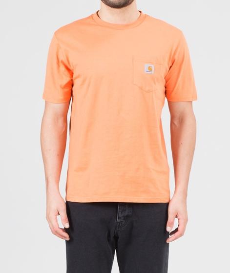 CARHARTT Pocket T-Shirt jaffa
