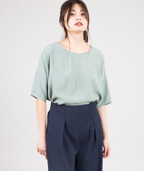 SAMSOE SAMSOE Mains Bluse chinois green