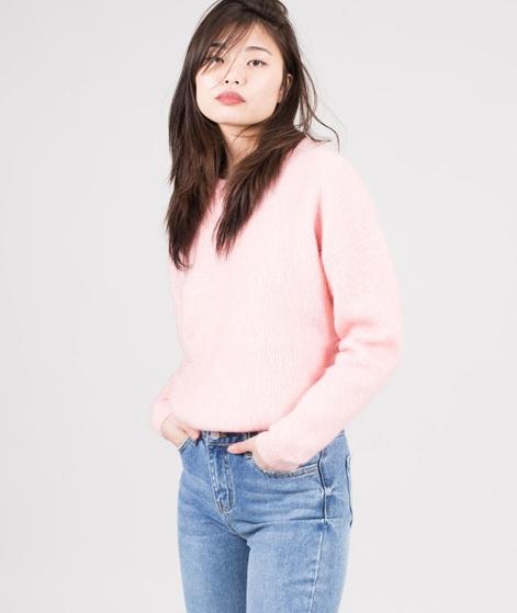 MOSS CPH Kid Mohair Pullover quartz pink