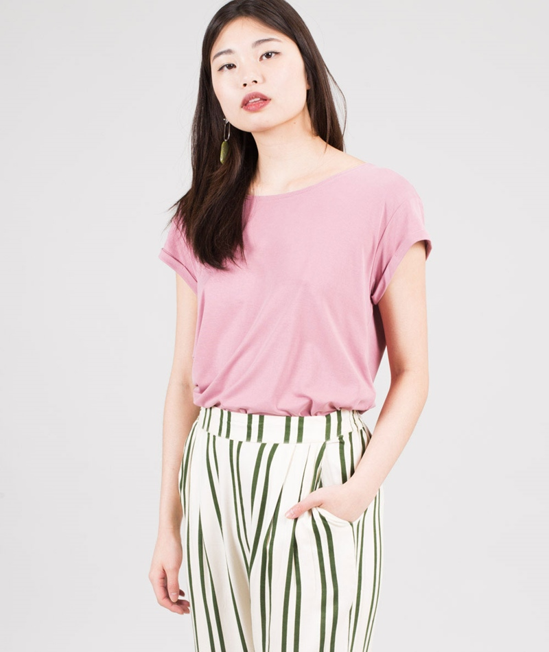 M BY M Nisha Rai T-Shirt mesa rose