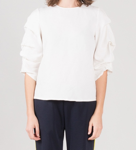 MINIMUM Emelie Bluse broken white