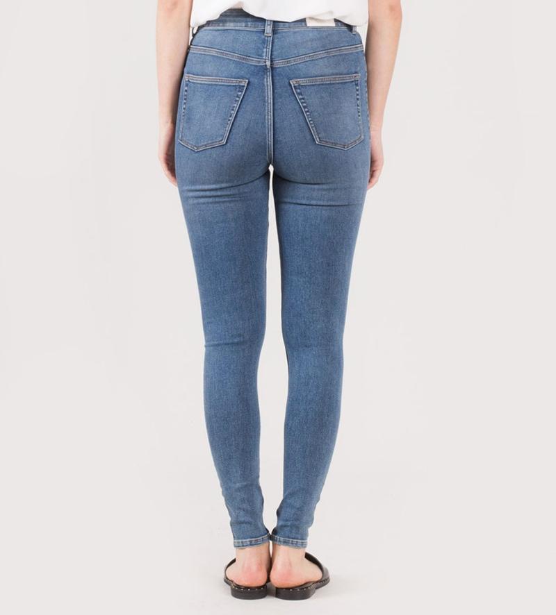 High Spray Jeans blue sand Cheap Monday eMmuxDp7rV
