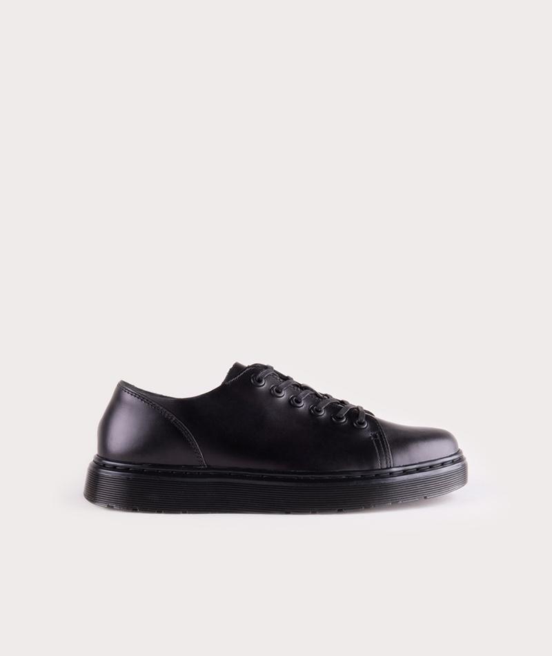 DR. MARTENS Dante 6 Eye Raw Shoe black