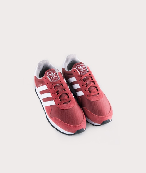 ADIDAS Haven Sneaker mystery red