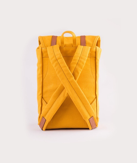 SANDQVIST Stig Rucksack yellow