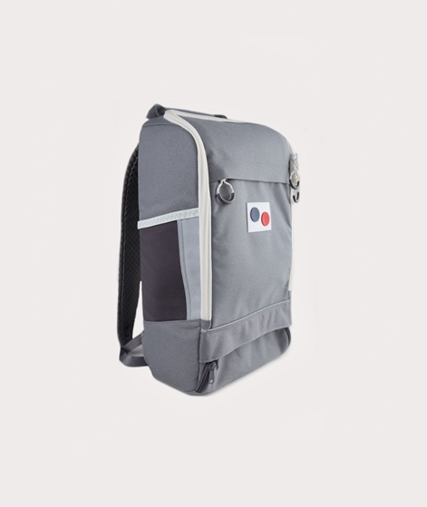 PINQPONQ Cubik Medium Rucksack ash grey