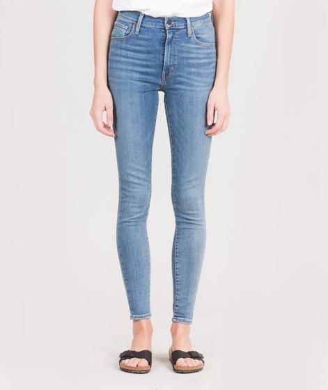 LEVIS Mile High Super Skinny Jeans cards