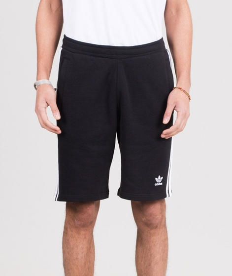 ADIDAS 3 Stripes Shorts black