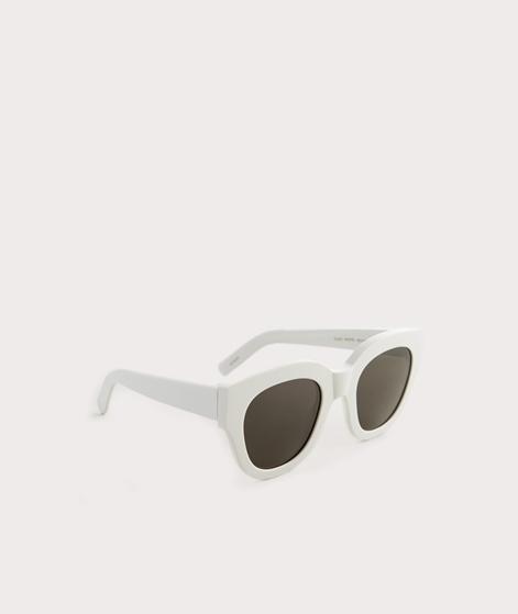 MONOKEL EYEWEAR Cleo Sonnenbrille white