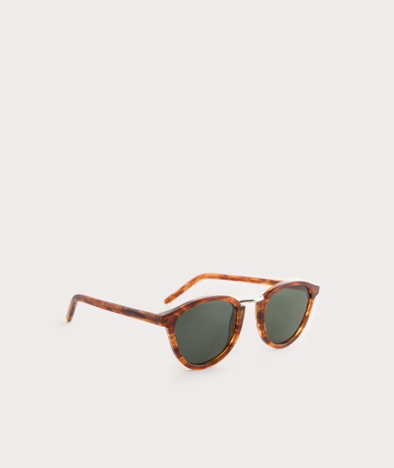 MONOKEL Nalta Sonnenbrille amber