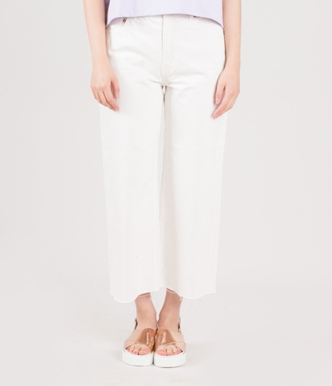CHEAP MONDAY Ally Jeans blank white