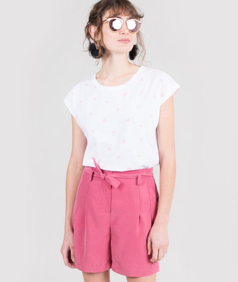 KAUF DICH GLÜCKLICH Marie T-Shirt slips