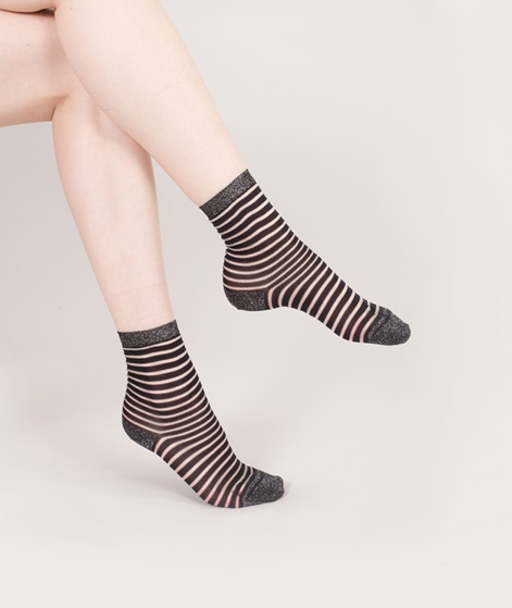 TOO HOT TO HIDE Fancy Linda Socken black
