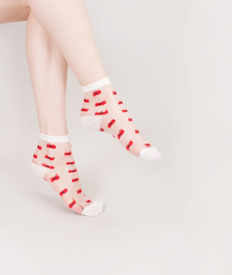 TOO HOT TO HIDE Bloomy Anna Socken