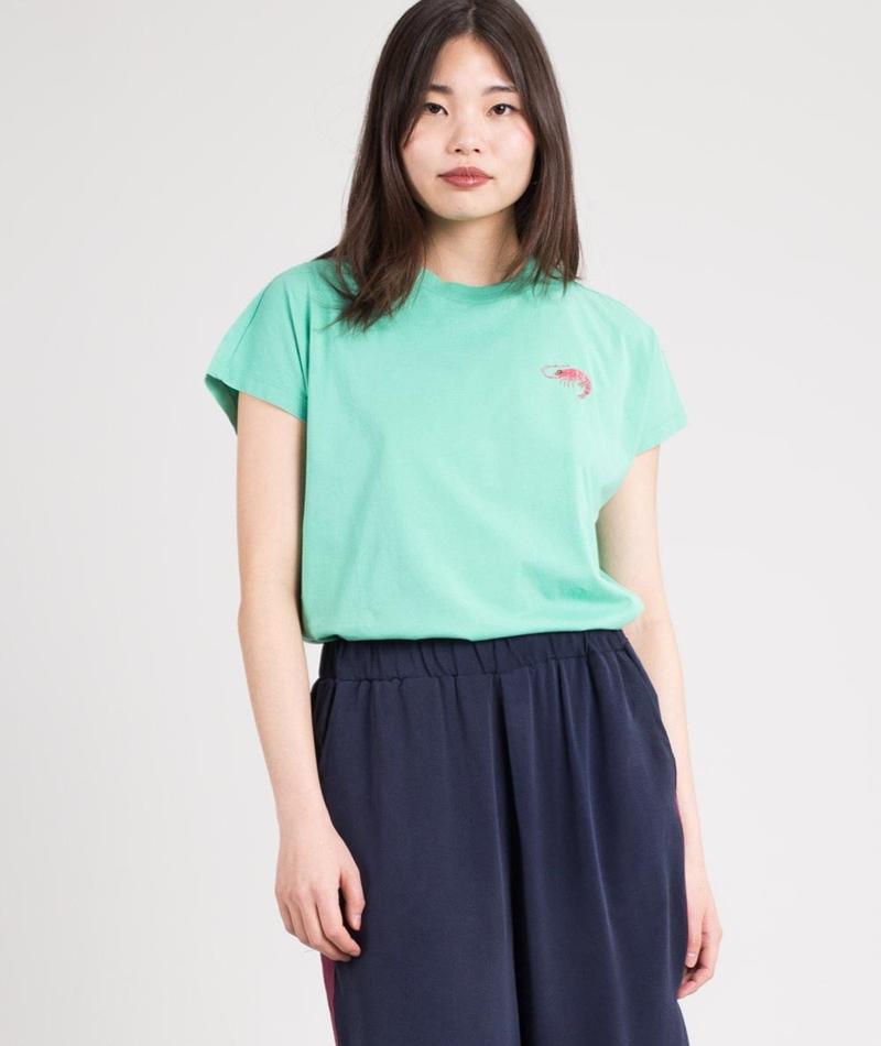 KAUF DICH GLÜCKLICH Alisa T-Shirt grass