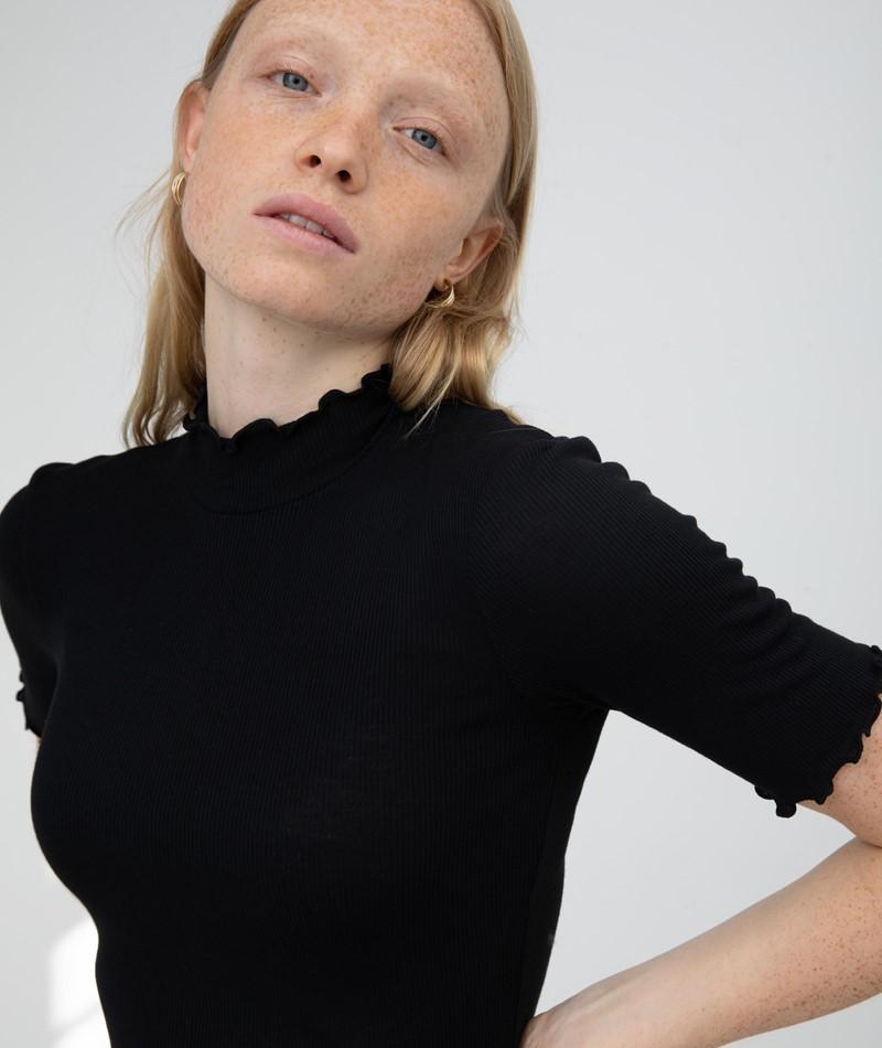 SAMSOE SAMSOE Nelli T-Shirt black