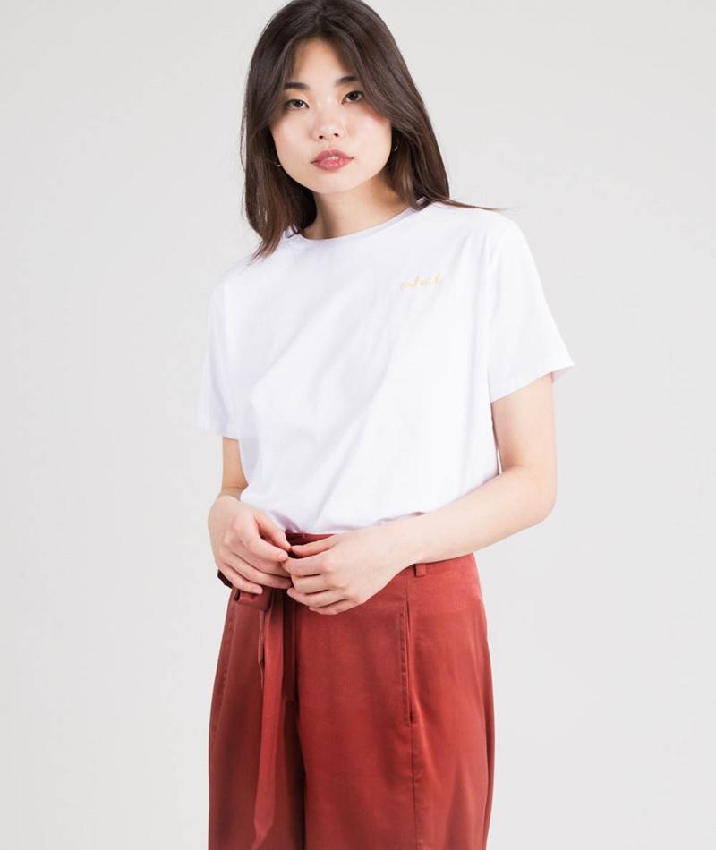 KAUF DICH GLÜCKLICH Camille T-Shirt sol