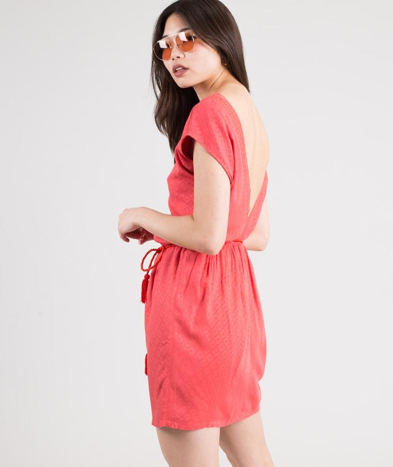 SESSUN Marsa Kleid giorgia pink