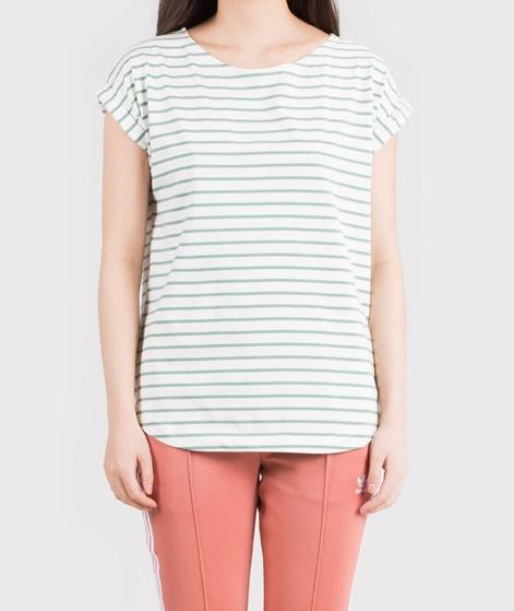 WEMOTO Bell T-Shirt offwhite-jade