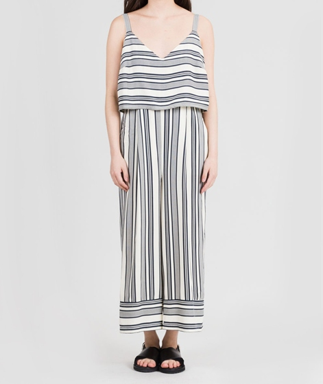 NATIVE YOUTH Stripe Tiered Overall