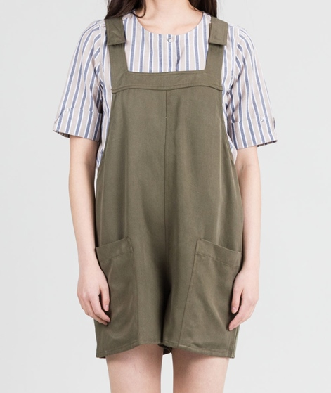NATIVE YOUTH Fauna Overall olive