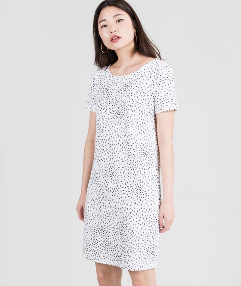 VILA Vitinny New S/S Kleid cloud dancer