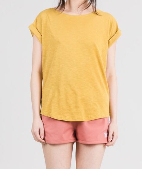 WEMOTO Holly T-Shirt mustard