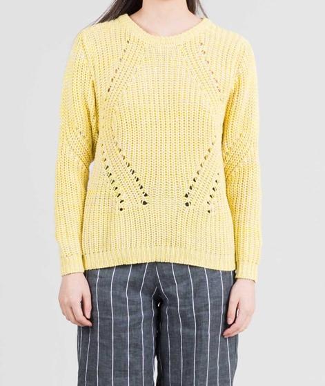 SUNCOO Pull Paul Pullover jaune