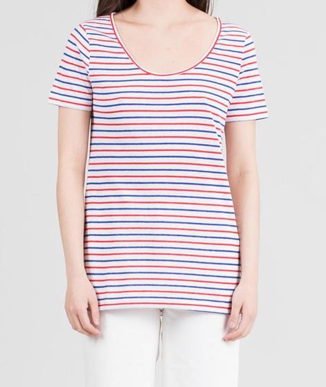 SAMSOE SAMSOE Nobel T-Shirt cream red