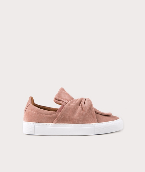 PAVEMENT Ava Loop Slipper rose suede
