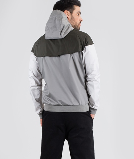 NIKE Sportswear Windrunner Jacke stucco