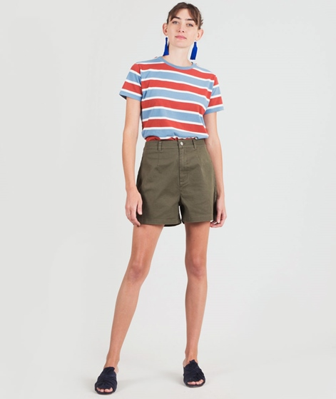 WEMOTO Days Shorts olive