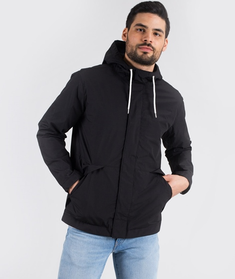 MINIMUM Viktor Jacke black
